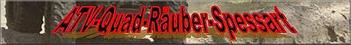Banner ATV - Quad - Räuber Spessart