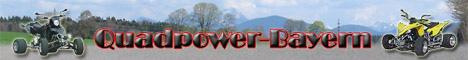 Banner Quadpower Bayern