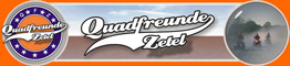 Banner Quadfreunde Zetel