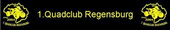Banner 1. Quad/Buggy Club Regensburg
