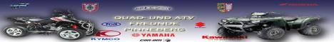 Banner Quad- und ATV-Freunde Pinneberg