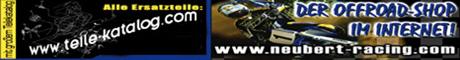 Banner Neubert Racing Shop