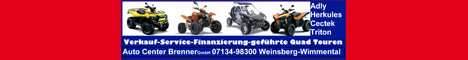 Banner ACB Auto Center Brenner