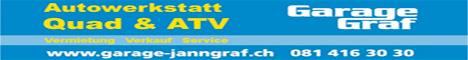 Banner Garage Jann Graf