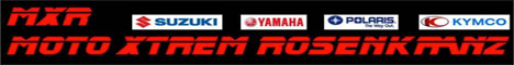 Banner MXR Moto Xtrem Rosenkranz