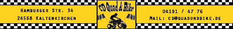 Banner CD Quad & Bike