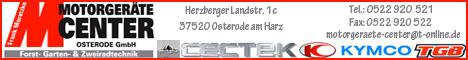 Banner Motorgeräte Center Osterode