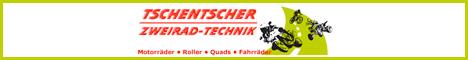 Banner Tschentscher-Zweiradtechnik