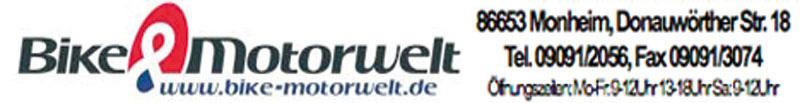 Banner Bike & Motorwelt