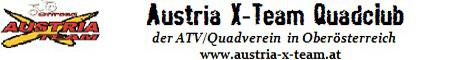 Banner Austria X Team