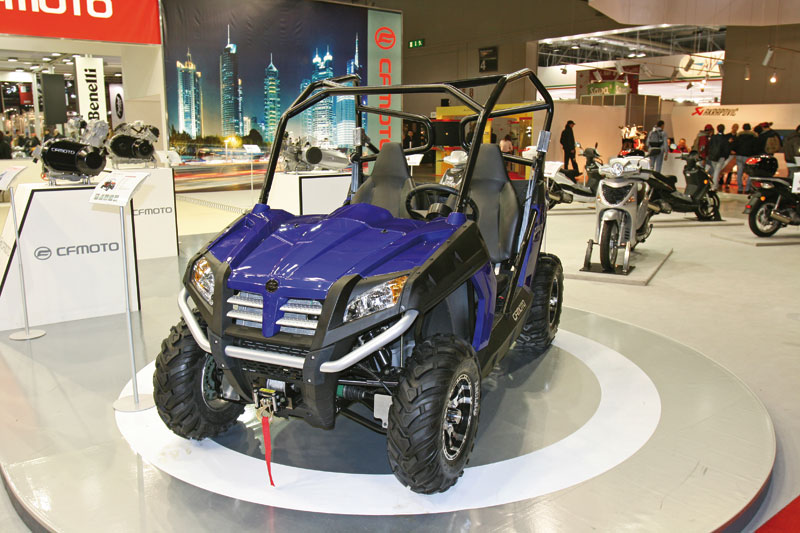 eicma 2009 krise welche krise atv quad magazin. Black Bedroom Furniture Sets. Home Design Ideas