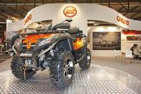 800-Kubik ATV von CF Moto: soll unter dem Namen 'Terralander 800' der Marke Explorer ab Februar 2012 als das günstigste ATV seiner Klasse angeboten werden