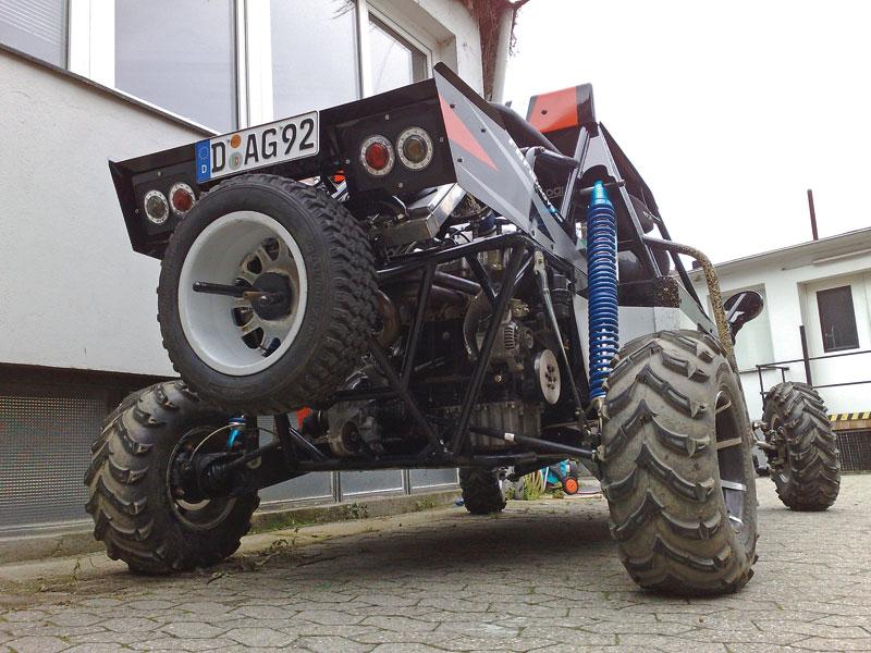 freax racecraft performance atv und buggy abzugeben. Black Bedroom Furniture Sets. Home Design Ideas