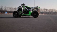 SJ Racing, eXeet Monster 600R: Raptor mit 98 PS starkem 600-Kubik Vierzylinder-Triebwerk