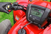Honda Foreman TRX500FE: ausgestattet mit 5-Gang-Zahnradgetriebe und Electic Shift Program (ESP)