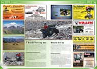ATV&QUAD Magazin 2012/03, Seite 74-75, Szene Österreich, Quad-Offroad.com: Erstbefahrung des Mount Elbrus