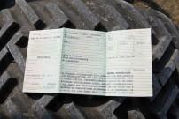 Amtlich: alles eingetragen für die Straßenzulassung mit einem zulässigen Gesamtgewicht von 1.500 kg