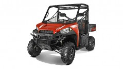 Polaris: Ranger XP 900, Modell 2013