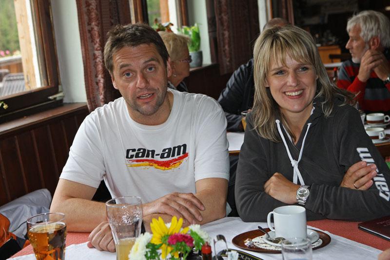 Gerhard und margit horn abenteuer tour nach sankt petersburg