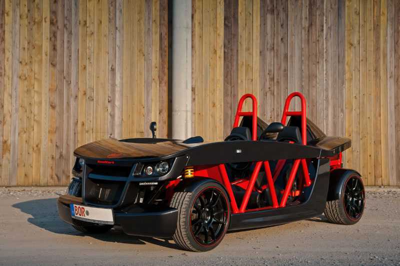 stockel roadkart gokart f r die stra e atv quad magazin. Black Bedroom Furniture Sets. Home Design Ideas