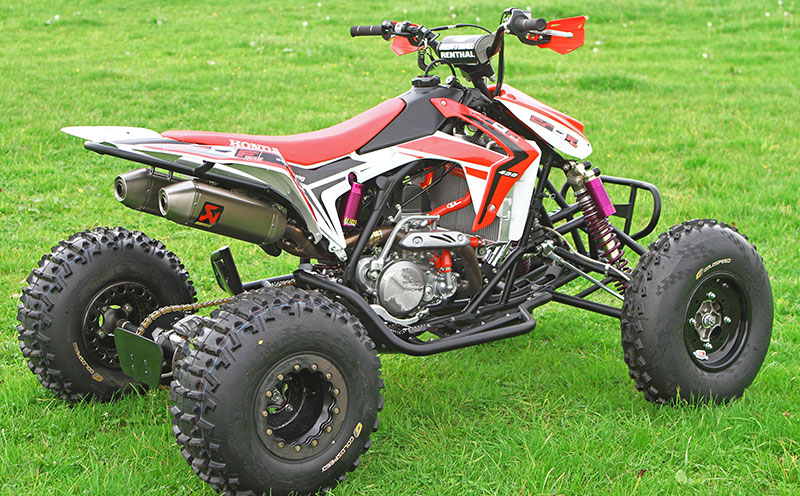 Yamaha Raptor  Vs Ltz