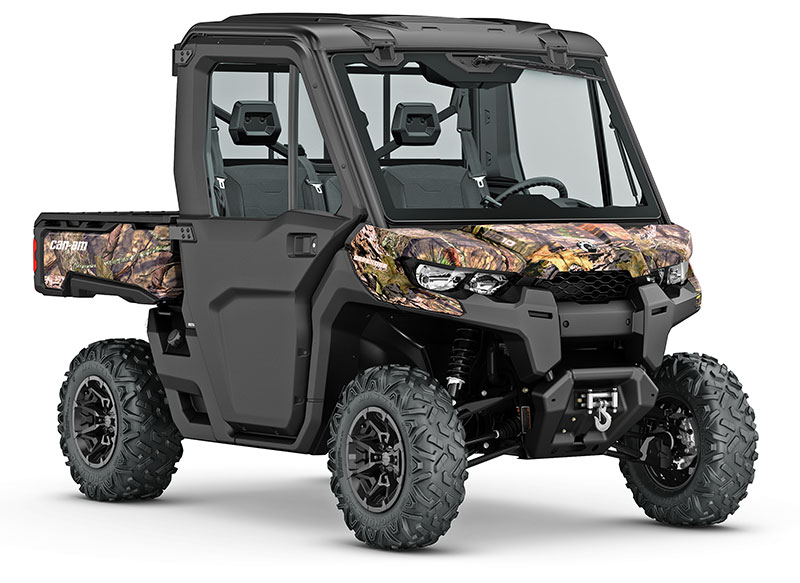 side by side nutzfahrzeug can am defender atv quad magazin. Black Bedroom Furniture Sets. Home Design Ideas