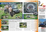 ATV&QUAD Magazin 2016/09-10, Seite 62-63, Einsatz; Schafzucht: Hirten-Helfer
