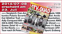 Galerie: ATV&QUAD Magazin 2014/07-08