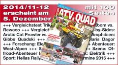 Galerie: ATV&QUAD Magazin 2014/11-12