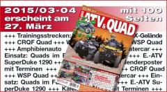 Galerie: ATV&QUAD Magazin 2015/03-04