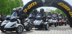 Galerie: Can-Am Spyder Riders Days: 2013 in der Eifel