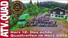 Galerie: Harz 12 - Das echte Quadtreffen im Harz 2015