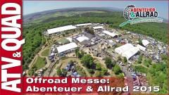 Galerie: Offroad Messe - Abenteuer & Allrad 2015