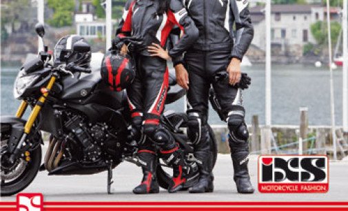 iXS Motorcycle Fashion: Dresscode iXS 2013