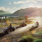 Can-Am Spyder Familie: vier Termine zum gemeinsamen Gasgeben im Jahr 2013