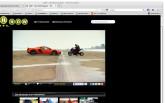 Grip - Das Motormagazin: E.-ATV RC8 im Sprint gegen McLaren Spyder