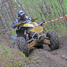 EM Endurance Masters 2013, 3. Lauf in Frstenwalde: Claude Schober, ATV solo