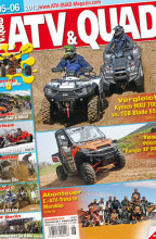 ATV&amp;QUAD Magazin 2013/05-06, Titel