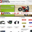 Quad-Zubehr im Online-Shop: Draussensportler.de
