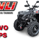 Dinli 800 EVO EFI EPS, Modell 2013