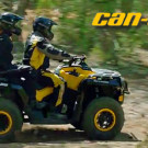 Can-Am Model-Range 2013, Outlander MAX ATV line-Up