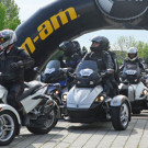 Can-Am Spyder Rider Days am 19. und 20. Mai 2013