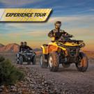 Can-Am Experience Tour 2013: Testfahrten mit Can-Am ATVs und Side-by-Sides