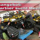 Stellenangebot: Baumgartner sucht Mechaniker