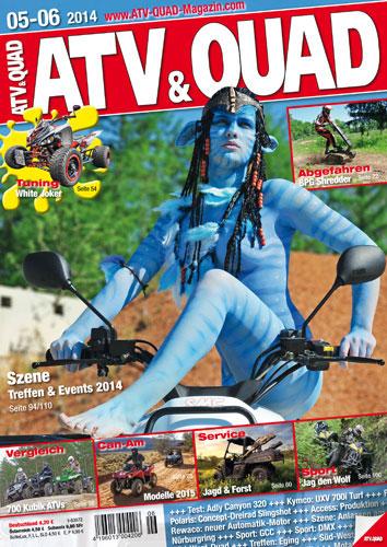 ATV&QUAD Magazin 2014/05-06