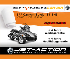 Jet-Action, Can-Am Spyder ST SM5