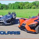 Polaris LineUp 2015: Coup gelandet mit dem 3-Rad-Motorrad Slingshot