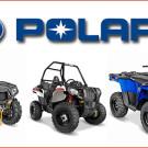 Polaris Modelljahr 2015: ATVs