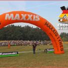 5. GCC Lauf 2014 in Mühlhausen; Bild: Baboons / Rudolf Schuler