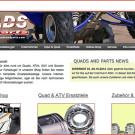 Online Shop: Quads and Parts